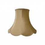 "16"" Jessica Oval Beige Special Lampshade SS1070"