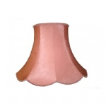 "16"" Jessica (Oval) Pink Special Lampshade SS1078"
