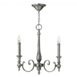 3 Light Multi-Arm Pendant HK/YORKTOWN3