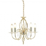 AG5 PB Aegean Multi Arm Chandelier