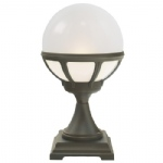 Black/Gold Bologna Globe Light B3 BLK/Gold O