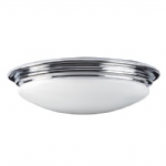 Brompton LED Flush Ceiling Light BATH/BROMPTON/F