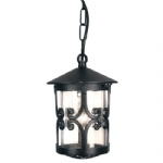 Hereford Outdoor Lantern BL13B Black