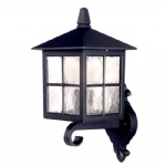 Winchester Outdoor Wall Light BL17 Black
