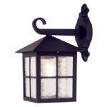 Winchester Outdoor Wall Lantern BL18 Black