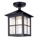 Winchester (New Type) Outdoor Lantern BL18A Black