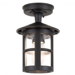 Hereford Outdoor Lantern BL21A Black