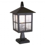 Winchester Outdoor Lantern BL25 Black