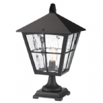 Edinburgh Outdoor Lantern BL33 Black