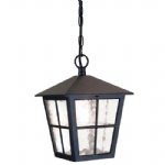 Canterbury Outdoor Lantern BL48M Black
