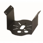 Black Outdoor Corner Bracket CBKT5 Black