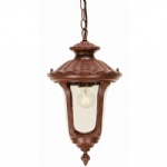 Chicago Chain Lantern Bronze CC8S