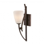 QZ/CHANTILLY1 Single Wall Light