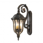 Lantern Wall Light FE/BATONRG/L