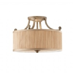 Semi Flush Ceiling Light FE/ABBEY/SF