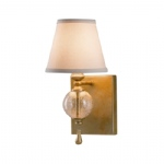 Single Wall Light FE/ARGENTO/1
