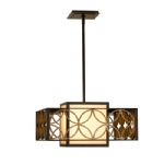 Remy 2 Light Pendant FE/REMY/P/B