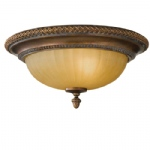 Flush Ceiling Light FE/KELHAM HALL/F