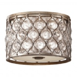 Lucia Crystal Flush Light FE/LUCIA/F