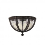 Regent Court Flush Ceiling Light FE/REGENTCT/F