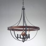 FE/ALSTON5 Ceiling Light