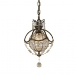 Bellini Mini Bronze Pendant FE/BELLINI/P