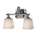 FE/CONCORD2 BATH Concord Chrome Double Wall Light