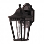 Cotswold Lane Outdoor Wall Lantern FE/COTSLN2/S GB