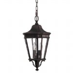 Cotswold Lane Grecian Bronze Finish Lantern FE/COTSLN8/M GB