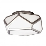 Diamond Double Flush Ceiling Light FE/DIAMOND/F