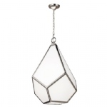 Diamond Large 4 Light Pendant FE/DIAMOND/P/L