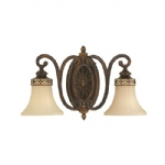 Drawing Room Double Wall Light FE/DRAWINGRM2/B