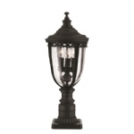 English Bridle Pedestal FE/EB3/M BLK