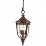English Bridle Lantern FE/EB8/L BRB