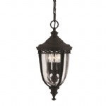 English Bridle Porch Lantern FE/EB8/M BLK