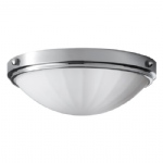 Perry Flush Ceiling Light FE/PERRY/F Bath