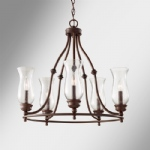 Ceiling Light Bronze FE/PICKERINGL5