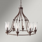 FE/PICKERINGL8 Pickering Lane Pendant Light