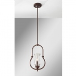 FE/PICKERINGL/P Pendant Light Heritage Bronze