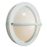 Hamburg WHT Outdoor Wall Light