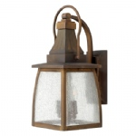 2 Light Wall Lantern HK/MONTAUK M