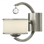 HK/MONACO1 Single Crystal Wall Light