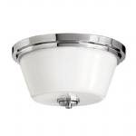 Avon Flush Ceiling Light HK/AVON/F BATH