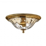 Cambridge Flush Ceiling Light HK/CAMBRIDGE/F/A