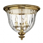 Cambridge Triple Flush Ceiling Light HK/CAMBRIDGE/F/B