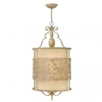 Carabel 4 Light Pendant HK/CARABEL/P/C