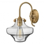 Congress Wall Light HK/CONGRES1/B BC