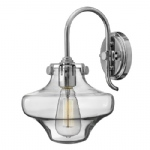 Congress Chrome Wall Light HK/CONGRES1/B CM