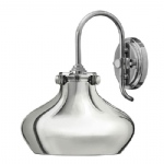 Congress Chrome Wall Light HK/CONGRES1/C CM