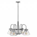 Congress Chrome Multi-Arm Pendant HK/CONGRES4/A CM